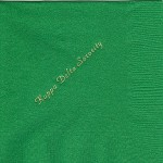 Napkin, color discontinued, Gold Foil, Font PA, Kappa Delta